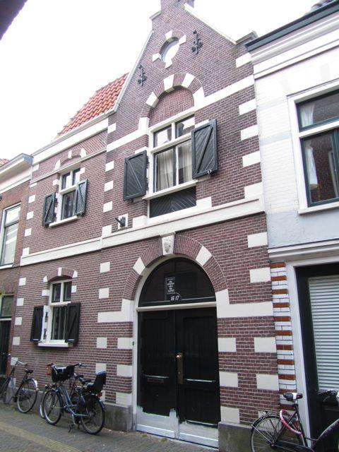 Huizendokter Dakopbouw centrum Haarlem