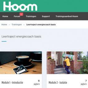 Hoom training